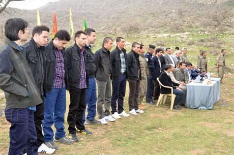 PKK, kamu görevlisi ve askerleri serbest bıraktı galerisi resim 16