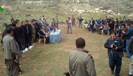 PKK, kamu görevlisi ve askerleri serbest bıraktı galerisi resim 18