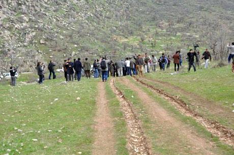PKK, kamu görevlisi ve askerleri serbest bıraktı galerisi resim 2