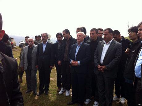 PKK, kamu görevlisi ve askerleri serbest bıraktı galerisi resim 26