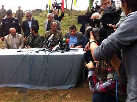 PKK, kamu görevlisi ve askerleri serbest bıraktı galerisi resim 27
