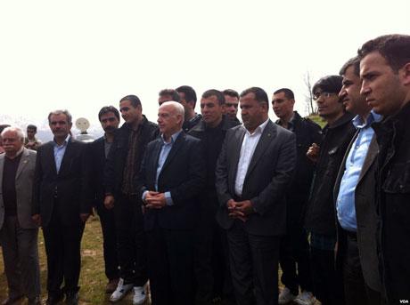 PKK, kamu görevlisi ve askerleri serbest bıraktı galerisi resim 29