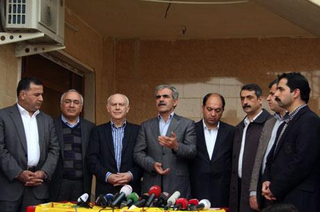 PKK, kamu görevlisi ve askerleri serbest bıraktı galerisi resim 3