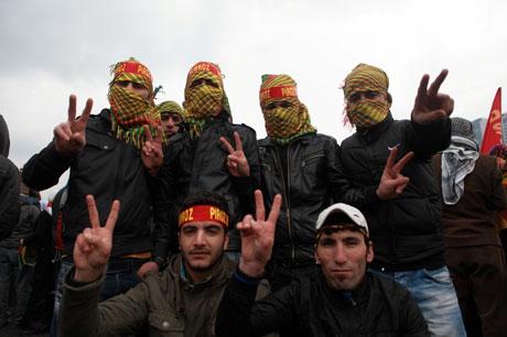 Tarihi 2013 Newroz'undan kareler galerisi resim 14