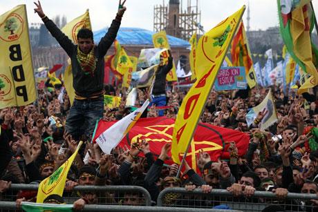 Tarihi 2013 Newroz'undan kareler galerisi resim 15