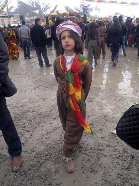 Tarihi 2013 Newroz'undan kareler galerisi resim 22