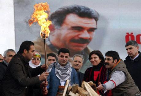 Tarihi 2013 Newroz'undan kareler galerisi resim 24