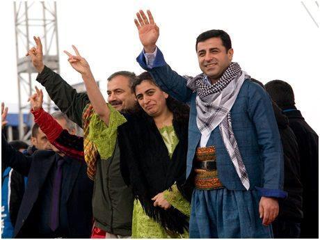 Tarihi 2013 Newroz'undan kareler galerisi resim 25