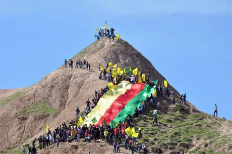 Tarihi 2013 Newroz'undan kareler galerisi resim 26