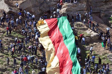 Tarihi 2013 Newroz'undan kareler galerisi resim 31