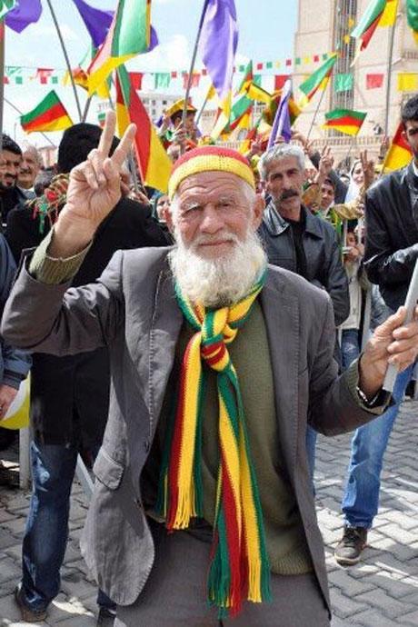 Tarihi 2013 Newroz'undan kareler galerisi resim 32