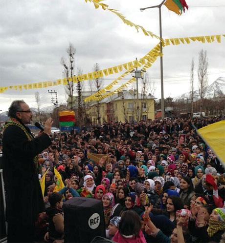 Tarihi 2013 Newroz'undan kareler galerisi resim 35