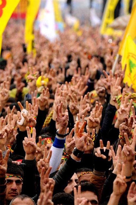 Tarihi 2013 Newroz'undan kareler galerisi resim 4
