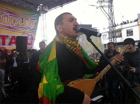 Tarihi 2013 Newroz'undan kareler galerisi resim 40