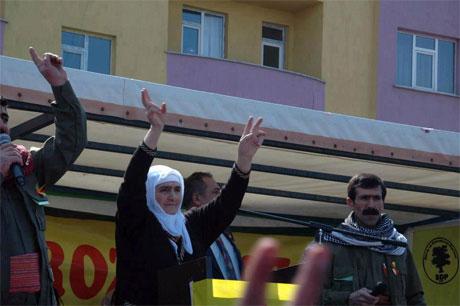 Tarihi 2013 Newroz'undan kareler galerisi resim 41