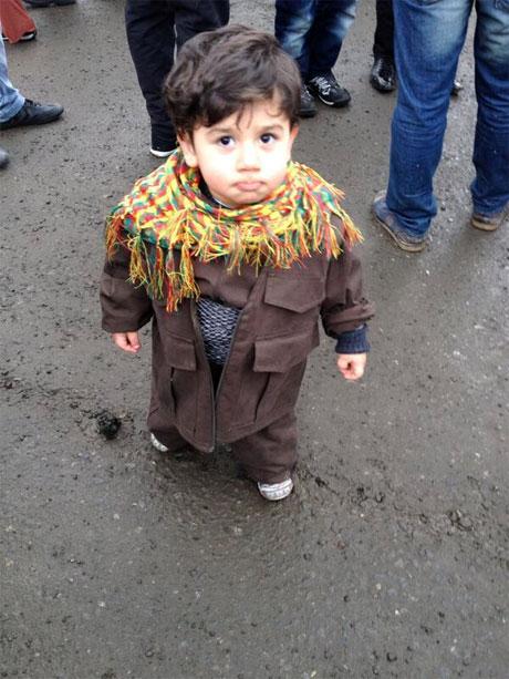 Tarihi 2013 Newroz'undan kareler galerisi resim 48