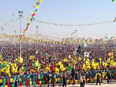 Tarihi 2013 Newroz'undan kareler galerisi resim 50