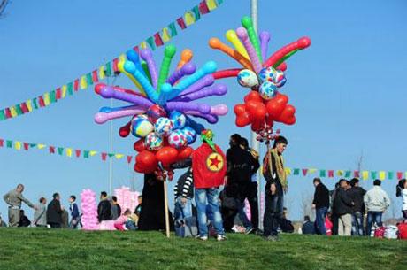 Tarihi 2013 Newroz'undan kareler galerisi resim 52