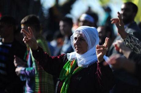 Tarihi 2013 Newroz'undan kareler galerisi resim 55