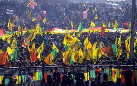 Tarihi 2013 Newroz'undan kareler galerisi resim 56