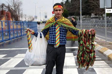Tarihi 2013 Newroz'undan kareler galerisi resim 6