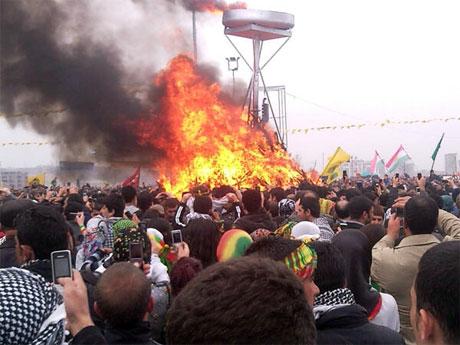 Tarihi 2013 Newroz'undan kareler galerisi resim 62