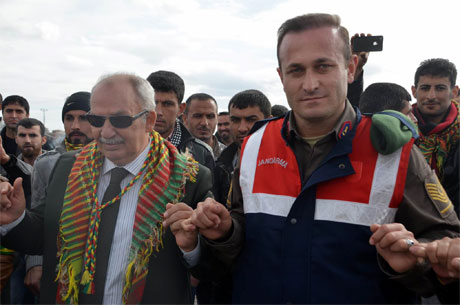 Tarihi 2013 Newroz'undan kareler galerisi resim 73