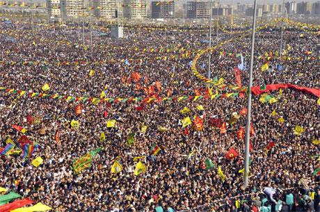 Tarihi 2013 Newroz'undan kareler galerisi resim 74