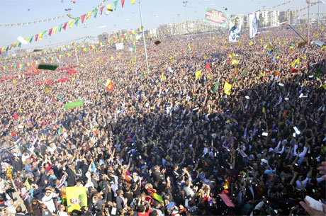 Tarihi 2013 Newroz'undan kareler galerisi resim 76