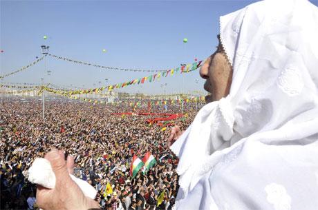 Tarihi 2013 Newroz'undan kareler galerisi resim 80