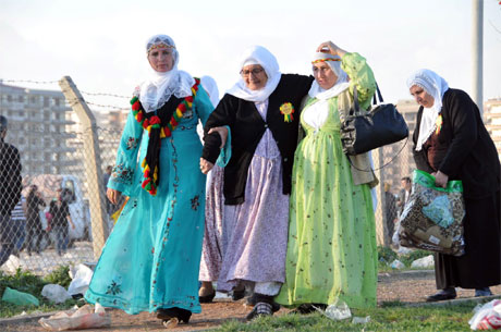 Tarihi 2013 Newroz'undan kareler galerisi resim 82
