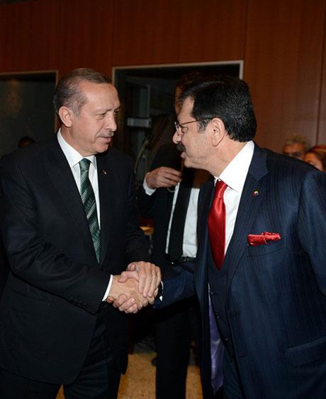 Başbakan Akil Adamlarla biraraya geldi galerisi resim 17