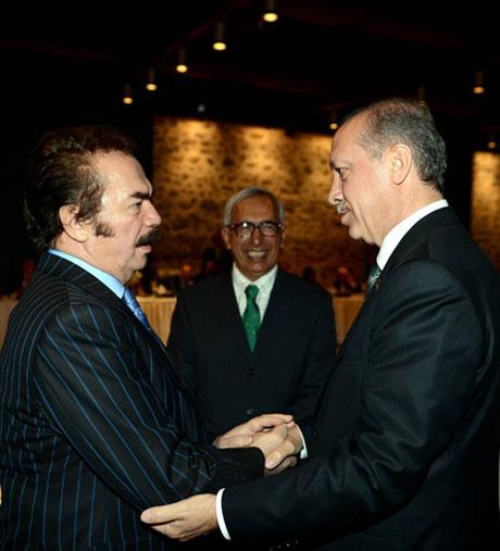 Başbakan Akil Adamlarla biraraya geldi galerisi resim 20