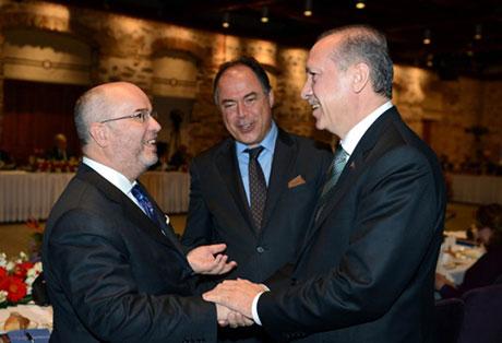 Başbakan Akil Adamlarla biraraya geldi galerisi resim 9