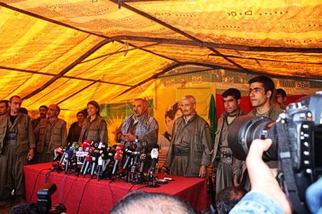 PKK çekilme tarihini açıkladı galerisi resim 17