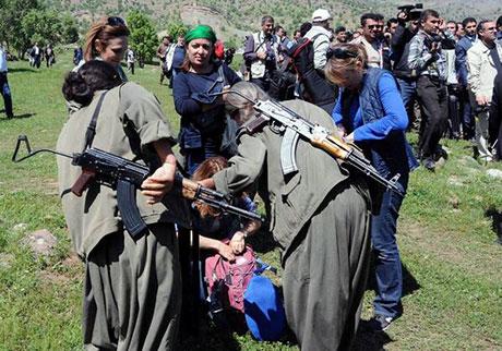 PKK çekilme tarihini açıkladı galerisi resim 48