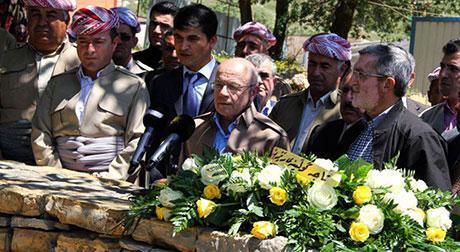 Beşikçi'ye Güney Kürdistan'da büyük ilgi galerisi resim 23