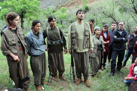 Dersim'de PKK'li grup sivilleri uyardı galerisi resim 10