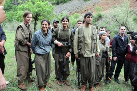Dersim'de PKK'li grup sivilleri uyardı galerisi resim 14