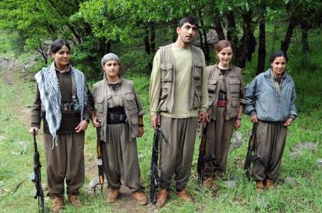 Dersim'de PKK'li grup sivilleri uyardı galerisi resim 17