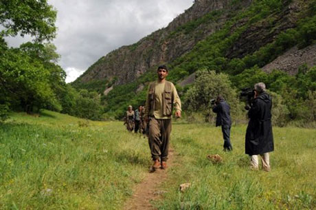 Dersim'de PKK'li grup sivilleri uyardı galerisi resim 18