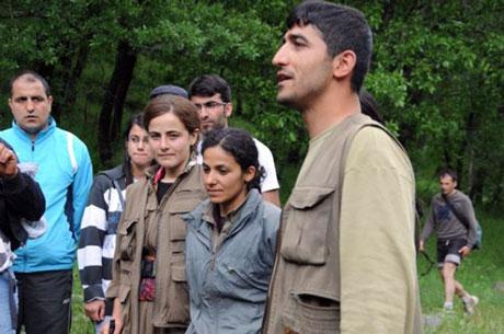 Dersim'de PKK'li grup sivilleri uyardı galerisi resim 6