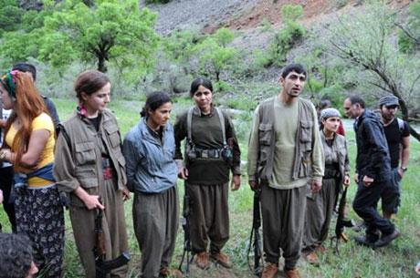 Dersim'de PKK'li grup sivilleri uyardı galerisi resim 9