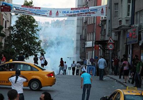 Fotoğraflarla Gezi Park'ı eylemi galerisi resim 1