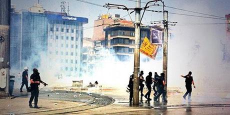 Fotoğraflarla Gezi Park'ı eylemi galerisi resim 11