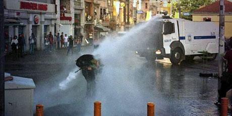 Fotoğraflarla Gezi Park'ı eylemi galerisi resim 13