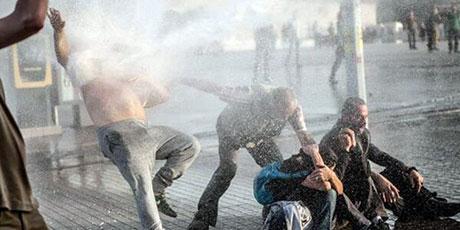 Fotoğraflarla Gezi Park'ı eylemi galerisi resim 14