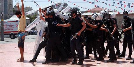 Fotoğraflarla Gezi Park'ı eylemi galerisi resim 15