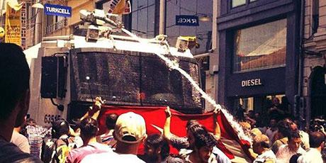 Fotoğraflarla Gezi Park'ı eylemi galerisi resim 19