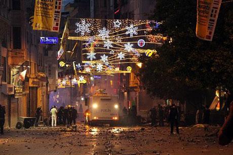 Fotoğraflarla Gezi Park'ı eylemi galerisi resim 2